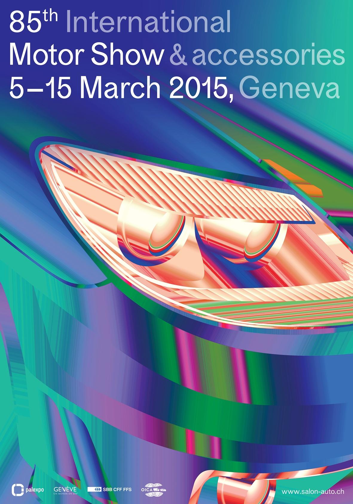 85th Geneva Motor Show 2015